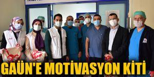 GAÜN'e motivasyon kiti