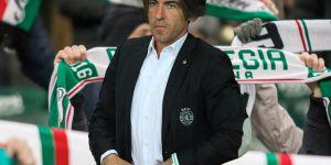 Teknik direktör Portekiz'den geliyor