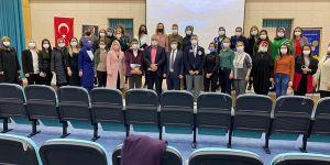 Alleben Rotary'den ev kadınlarına eğitim