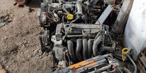 Kaçak otomobil motoru satan şahıs yakalandı