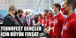 Teknofest gençler için büyük fırsat