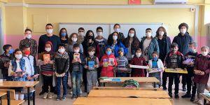 Cemil Alevli Koleji'den başarılı proje