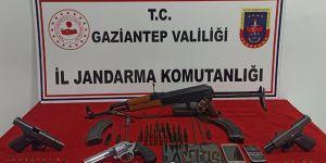 Silah kaçakçılığına tutuklama