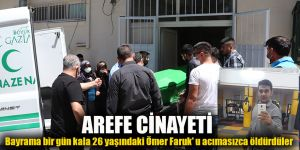 Arefe cinayeti