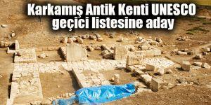 Karkamış Antik Kenti UNESCO geçici listesine aday
