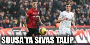 Sousa'ya Sivas talip