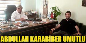 Abdullah Karabiber umutlu
