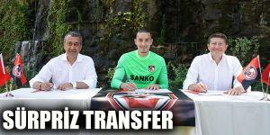Sürpriz transfer