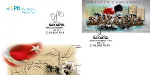 Sakarya Meydan Muharebesine özel zarf