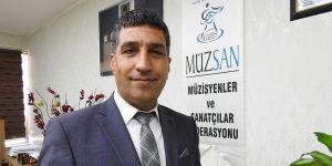 Bülent Ersoy'un orkestrası mahsur kaldı