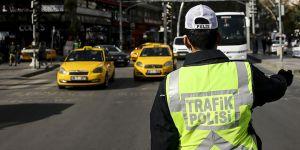 Yolcu almayan taksi şoförleri yandı