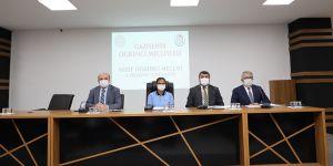 Öğrenci meclisi toplandı