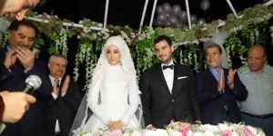 İstanbul'da büyük düğün