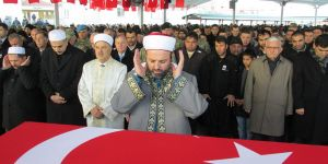 Gaziantepli şehit Yazgan son yolculuğuna uğurlandı