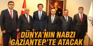 Dünya'nın nabzı Gaziantep'te atacak