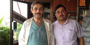 Suriyeli cerrah gün sayıyor