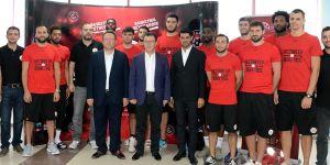 Basketbolu Gazianteplilere sevdirecekler