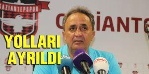 Gaziantepspor Bünyamin Süral ile yollarını ayırdı