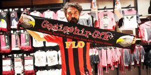 Sinan Tuzcu'dan GFK Store'a ziyaret