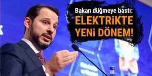 Elektrikte yeni dönem…