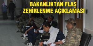 Askerlerin durumu ile ilgili açıklama