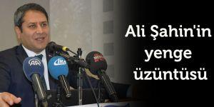 Ali Şahin'in yenge üzüntüsü