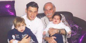 Kerim Avcı dedesini kaybetti