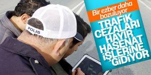 Trafik cezalarında flaş bilgi
