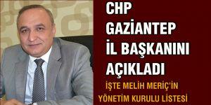 İŞTE CHP'NİN YENİ İL YÖNETİMİ