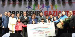Gaziantep spor şehri oluyor