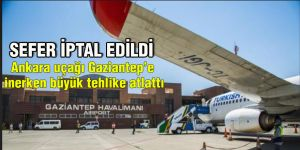 SEFER İPTAL EDİLDİ