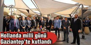 Hollanda milli günü Gaziantep'te kutlandı