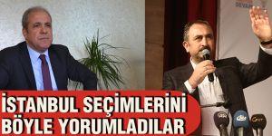 İstanbul seçimlerini böyle yorumladılar