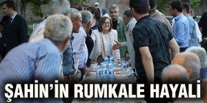 Şahin'in Rumkale hayali
