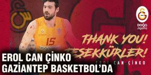 Erol Can Çinko Gaziantep Basketbol'da