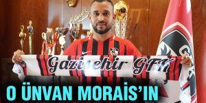 O ünvan Morais'ın