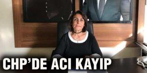 CHP'de acı kayıp