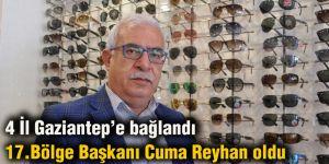 4 İl Gaziantep'e bağlandı