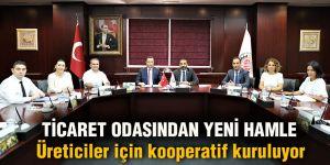 TİCARET ODASINDAN YENİ HAMLE