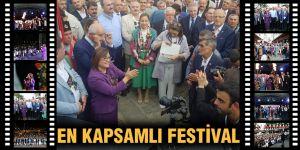 En kapsamlı festival