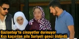 Gaziantep'te cinayetler durmuyor