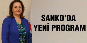 Sanko'da yeni program
