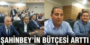 Şahinbey'in bütçesi arttı