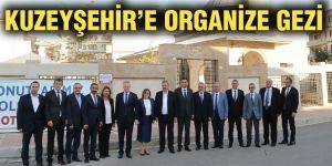 Kuzeyşehir'e Organize gezi