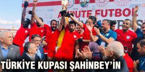 Türkiye Kupası Şahinbey'in