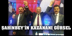 Şahinbey'in kazananı Gürsel