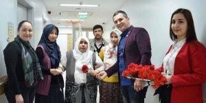 Anka'da Kadınlar Günü kutlandı