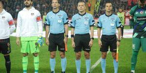 Ankaragücü maçının hakemi açıklandı