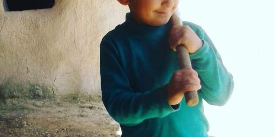 Kazadan saatler sonra yaralı bulunan çocuk 3 gün sonra öldü