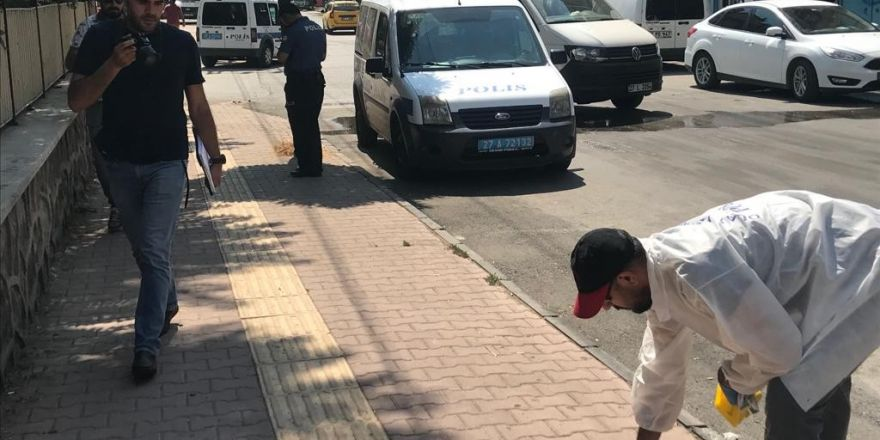 Silahlı saldırıya uğrayan kişi yaralandı